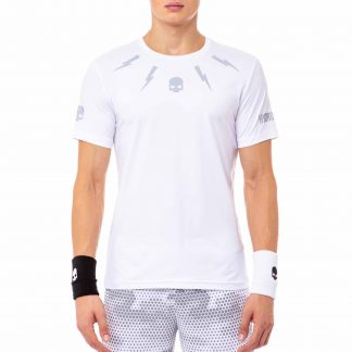 Tech Storm Tee White Main